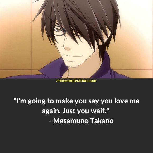 24+ Meaningful Sekai Ichi Hatsukoi Quotes For Shounen AI Fans 18