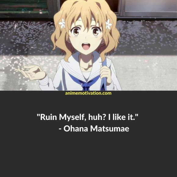 A Collection Of Meaningful Hanasaku Iroha Quotes For Anime Fans 4