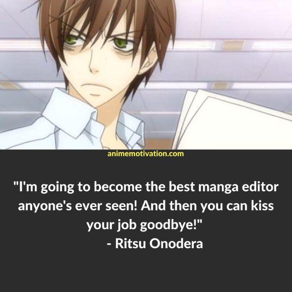 24+ Meaningful Sekai Ichi Hatsukoi Quotes For Shounen AI Fans 2