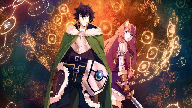 shield hero isekai