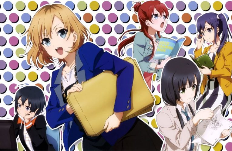 20+ GREAT Shirobako Quotes That Are Motivational!