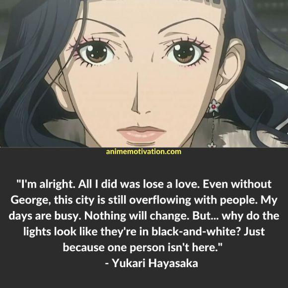 yukari hayasaka quotes 1