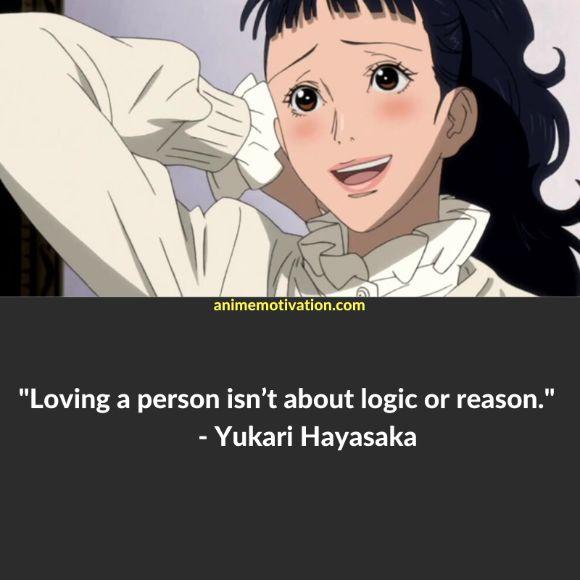 yukari hayasaka quotes 3