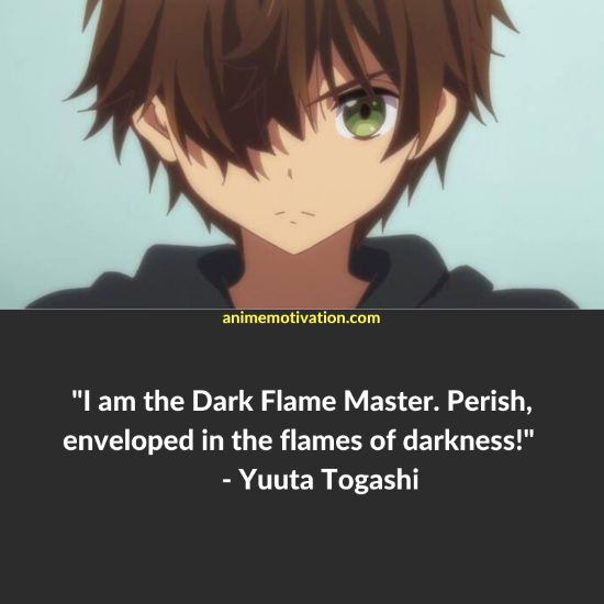 15+ Of The Greatest Chuunibyou Quotes Worth Sharing 11