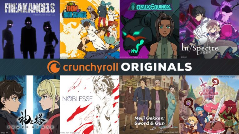 Crunchyroll Now Has Over 1000+ Anime Titles With 30,000+ Episodes
