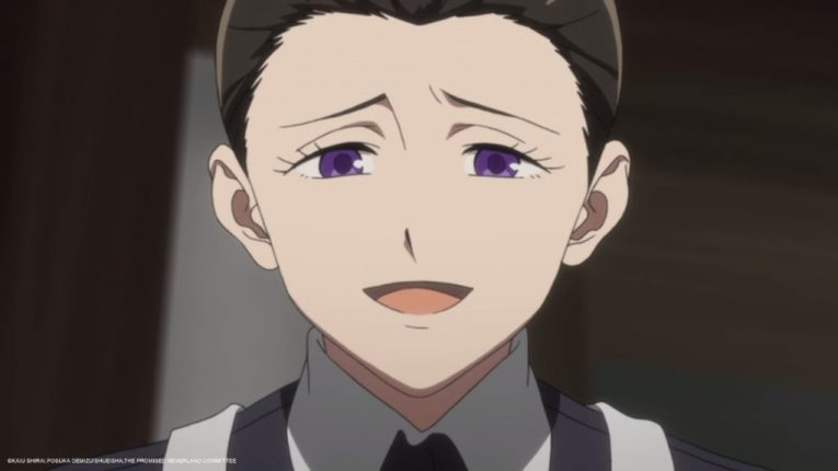 Isabella The Promised Neverland