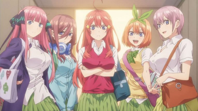 Quintessential Quintuplets Manga Fans Unsure Of Season 2 (October 2020)