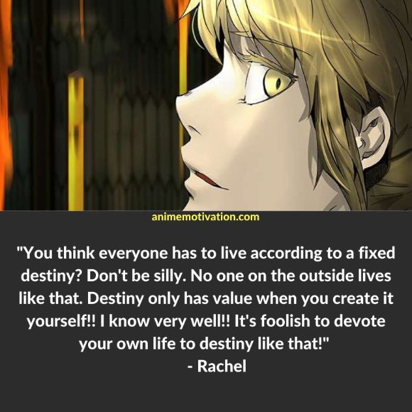 41+ Meaningful Tower Of God Quotes For Fans Of The Series 27