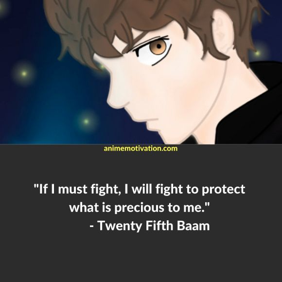 41+ Meaningful Tower Of God Quotes For Fans Of The Series 18
