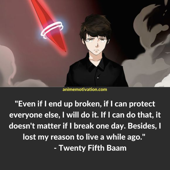 41+ Meaningful Tower Of God Quotes For Fans Of The Series 7