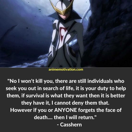 The 17+ Best Casshern Sins Quotes With A Purpose! 3