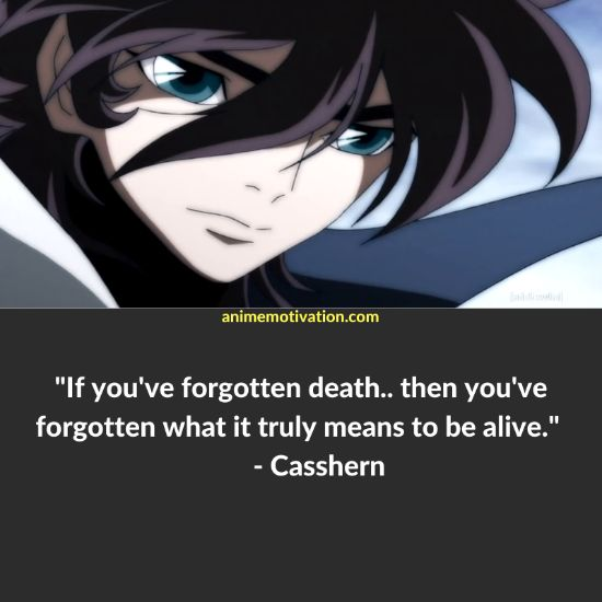 The 17+ Best Casshern Sins Quotes With A Purpose! 8