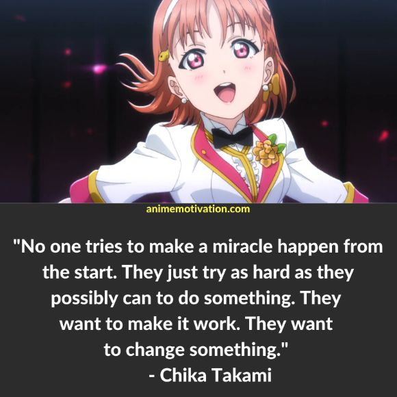 18+ GREAT Love Live Sunshine Quotes Fans Don't Wanna Miss 2
