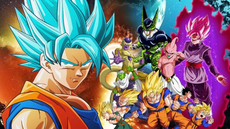 27+ GREAT Dragon Ball Z T Shirts For Your Wardrobe