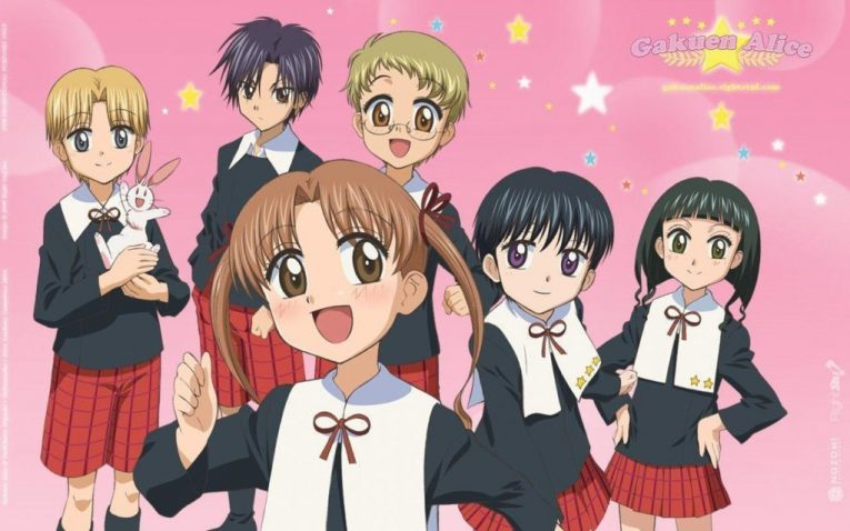 A List Of Meaningful Quotes From Gakuen Alice For Shoujo Fans