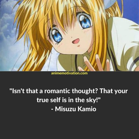 "The Best 20+ ""Air"" Anime Quotes For Fans To Remember 10"