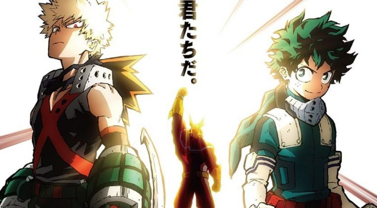 Indian Anime Fans Petition For My Hero Academia Movie 2: Heroes Rising