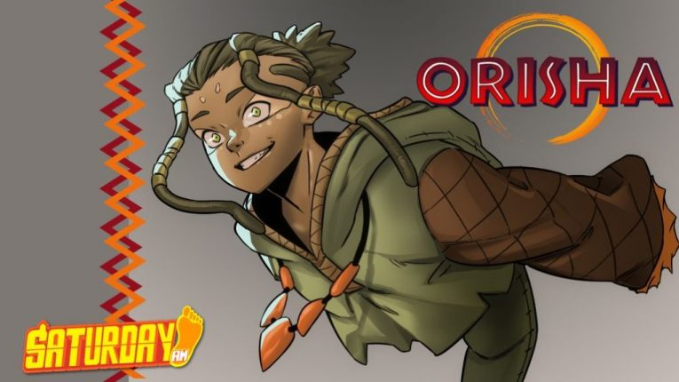 Q & A Interview With Author Of Orisha Manga (Saturday AM)