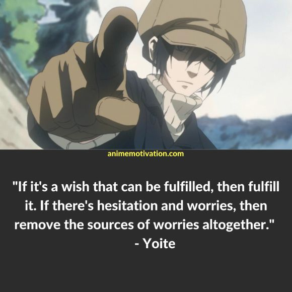 The Most Impressive Nabari no Ou Quotes About Life 4