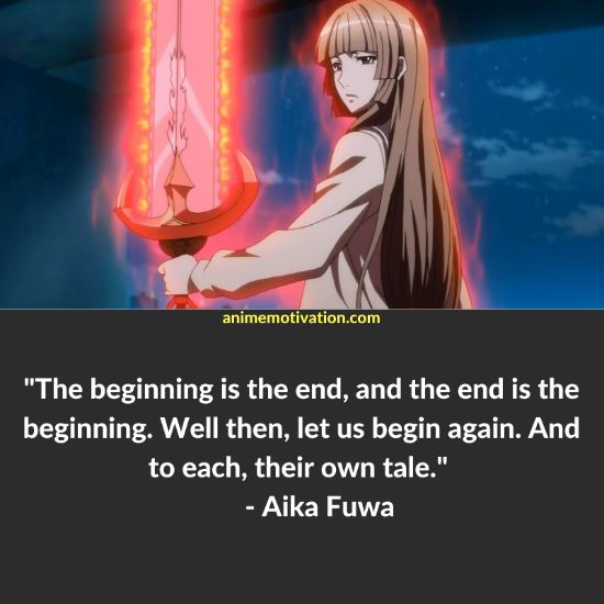 The 30+ Greatest Zetsuen No Tempest Quotes Of All Time 28