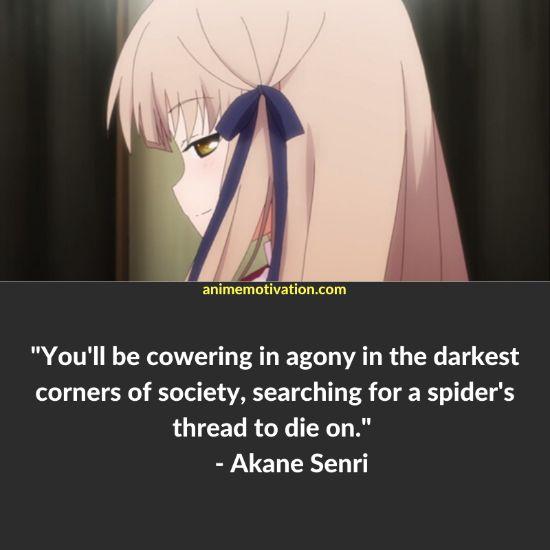 Akane Senri quotes 1