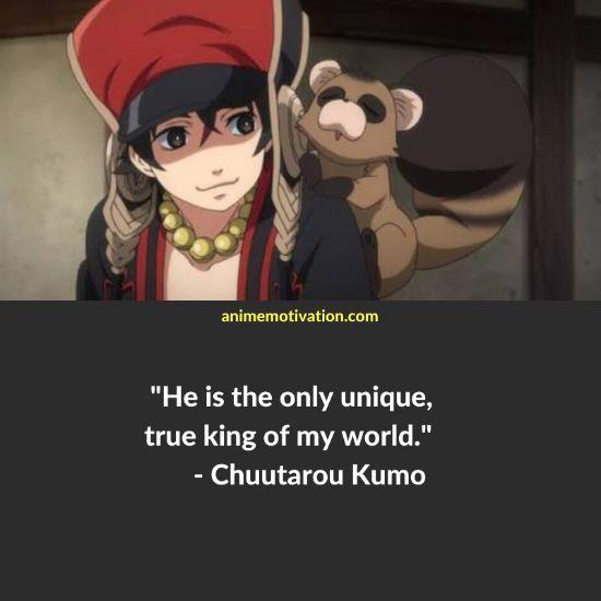 Chuutarou Kumo quotes