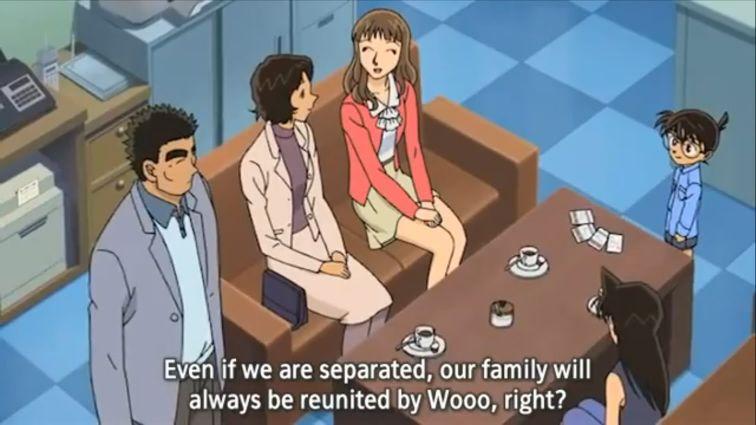 DETECTIVE CONAN WOOO OVA