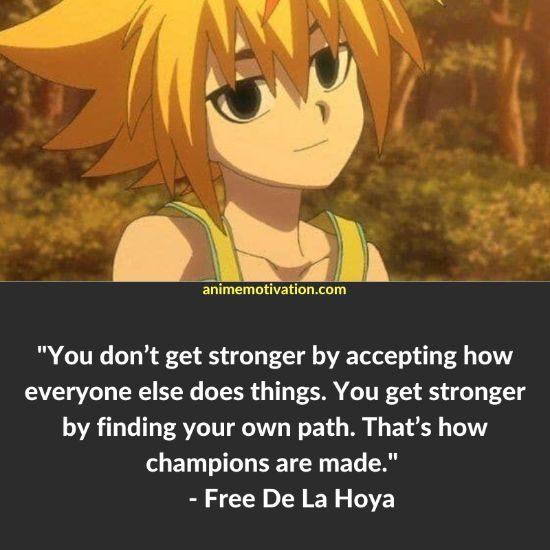 Free De La Hoya quotes