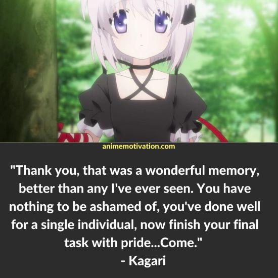Kagari quotes