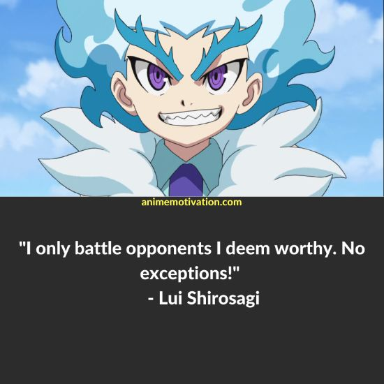 Lui Shirosagi quotes 2