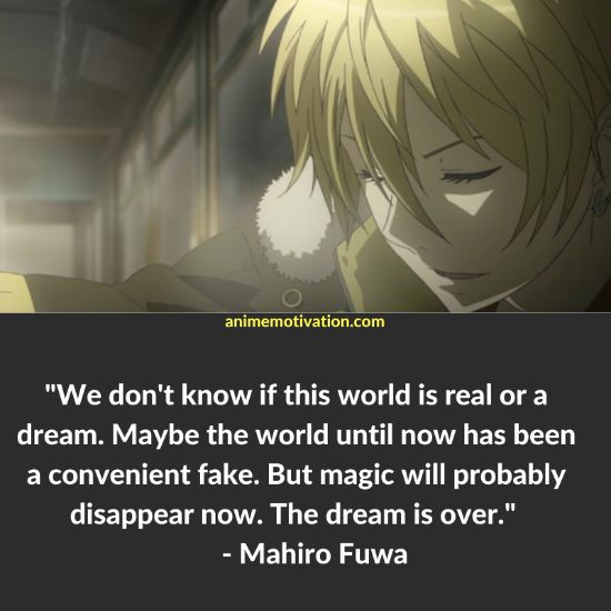 The 30+ Greatest Zetsuen No Tempest Quotes Of All Time 8