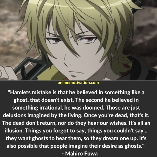 The 30+ Greatest Zetsuen No Tempest Quotes Of All Time 9