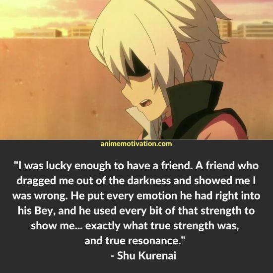 Shu Kurenai quotes 5