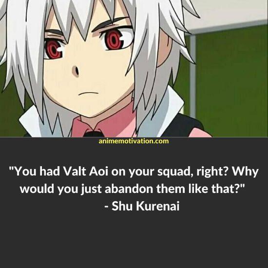 Shu Kurenai quotes 6