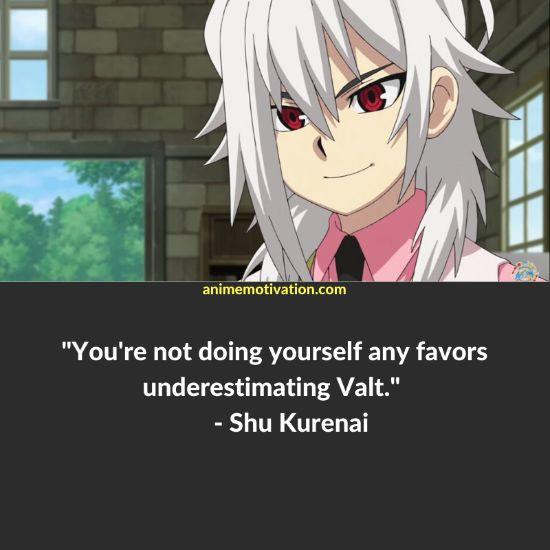 Shu Kurenai quotes 7