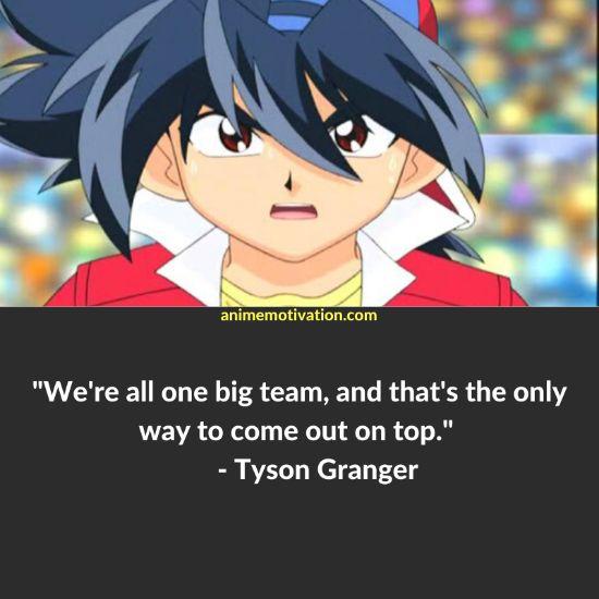 Tyson Granger quotes 1