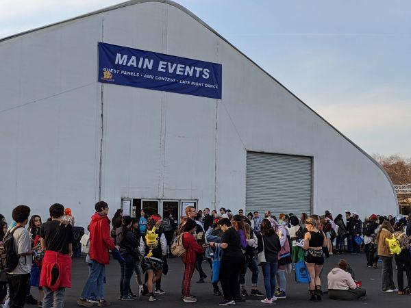 Sacanime Cal Expo Vs Sacramento Convention Center (My Experience) 2