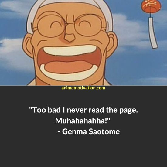 genma saotome quotes 1