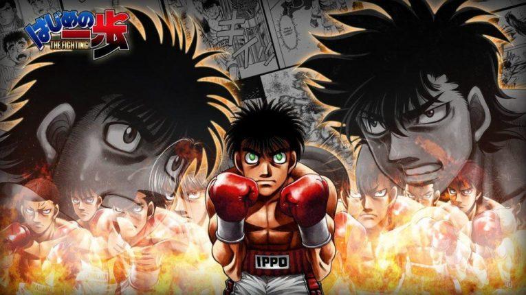 hajime no ippo anime wallpaper