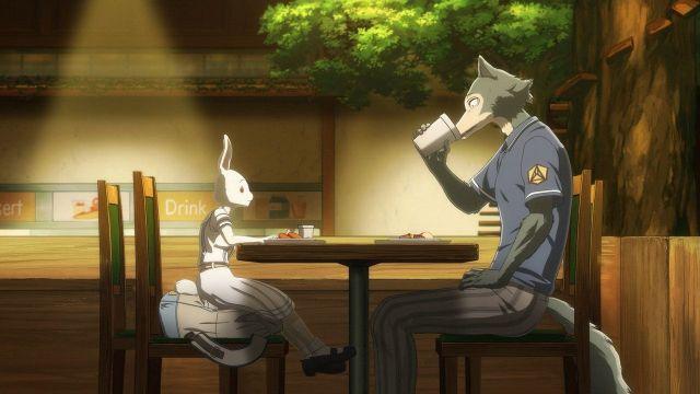haru legosi anime