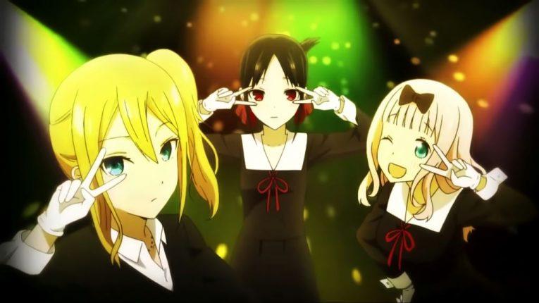 kaguya sama anime wallpaper