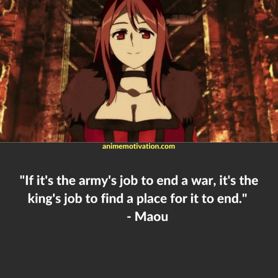 The Best Maoyuu Maou Yuusha Quotes For Anime Fans 2