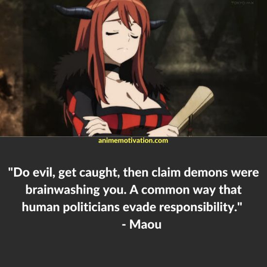 The Best Maoyuu Maou Yuusha Quotes For Anime Fans 5