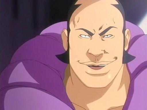 marechiyo bleach anime