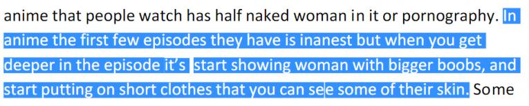 why anime is bad academia edu site criticisms