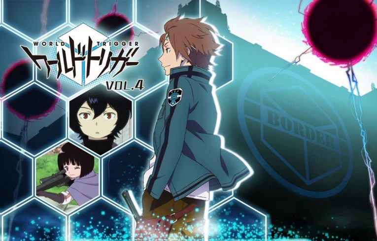 world trigger anime wallpaper
