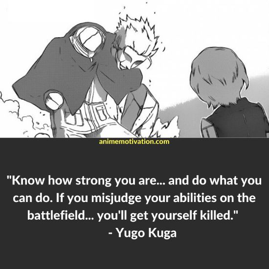 15+ Meaningful World Trigger Quotes Anime Fans Will Love 3