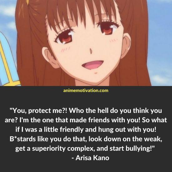 Arisa Kano quotes