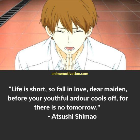 Atsushi Shimao quotes