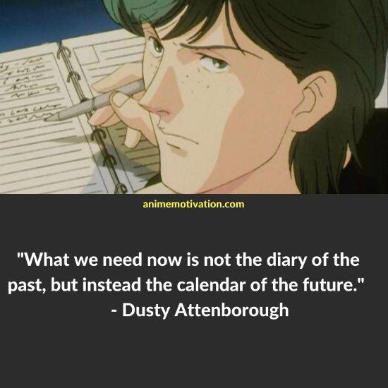 Dusty Attenborough quotes 1